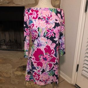 Lilly Pulitzer Sophie Dress Tipping Point Sz m
